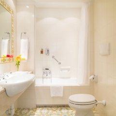 Отель Parkhotel Villa Grazioli Италия, Гроттаферрата - - забронировать отель Parkhotel Villa Grazioli, цены и фото номеров ванная фото 3
