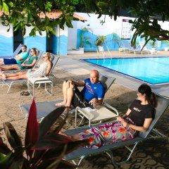 Отель Topaz Beach детские мероприятия фото 2