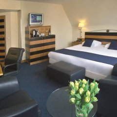 Отель Swissotel Amsterdam Амстердам комната для гостей фото 3