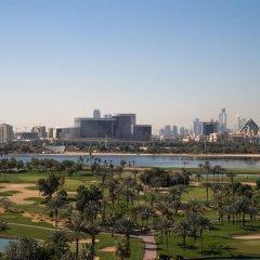Отель Jumeirah Creekside Дубай спортивное сооружение