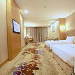 Отель Ramada by Wyndham Beijing Airport Китай, Пекин - 9 отзывов об отеле, цены и фото номеров - забронировать отель Ramada by Wyndham Beijing Airport онлайн комната для гостей фото 3
