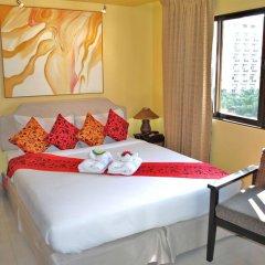 Отель Pasadena Lodge комната для гостей фото 4