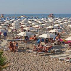 Отель Polo Италия, Римини - 2 отзыва об отеле, цены и фото номеров - забронировать отель Polo онлайн пляж