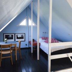 Отель Gæstehus Дания, Хеммет - отзывы, цены и фото номеров - забронировать отель Gæstehus онлайн комната для гостей фото 3