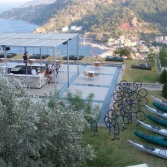 Отель Labranda Loryma Resort пляж