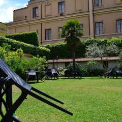 Отель Villa Riari балкон
