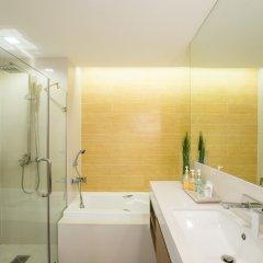 Aster Hotel And Residence Паттайя ванная