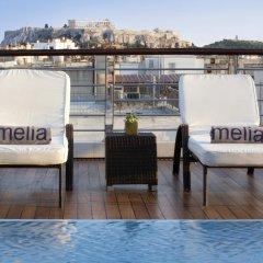 Отель Melia Athens бассейн фото 2