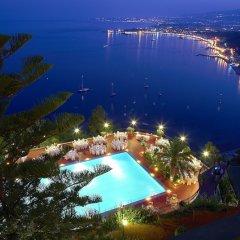 Villa Diodoro Hotel пляж фото 2