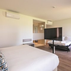 Отель Oporto Airport & Business Hotel Португалия, Майа - отзывы, цены и фото номеров - забронировать отель Oporto Airport & Business Hotel онлайн комната для гостей фото 5