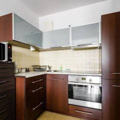 Отель Superior Apartament Lucka в номере