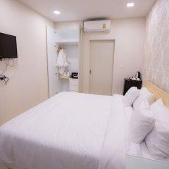 The Hab Hostel Бангкок комната для гостей фото 5