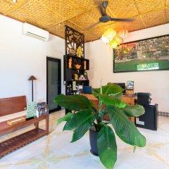Отель Hoi An Corn Riverside Villa интерьер отеля фото 2