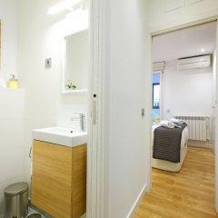 Отель Gran Vía Suite - MADFlats Collection ванная