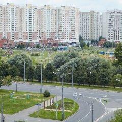 Отель Жилое помещение Братиславская Москва балкон