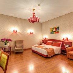 Отель Augusta Lucilla Palace комната для гостей фото 4