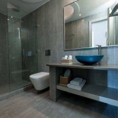 Отель Krokos Villas Греция, Остров Санторини - отзывы, цены и фото номеров - забронировать отель Krokos Villas онлайн ванная фото 2