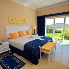 Отель Pueblo Bonito Emerald Luxury Villas & Spa - All Inclusive комната для гостей