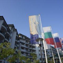 Отель Emerald Beach Resort & SPA Болгария, Равда - отзывы, цены и фото номеров - забронировать отель Emerald Beach Resort & SPA онлайн вид на фасад
