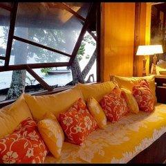 Отель Motu Mapeti - Tahiti Private Island ванная
