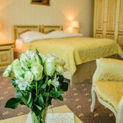 Гостиница SK Royal Москва 4* Стандартный номер с двуспальной кроватью фото 3