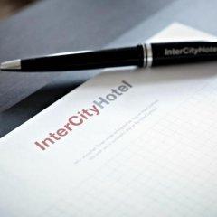 Отель InterCityHotel Hamburg Hauptbahnhof Германия, Гамбург - 1 отзыв об отеле, цены и фото номеров - забронировать отель InterCityHotel Hamburg Hauptbahnhof онлайн сейф в номере