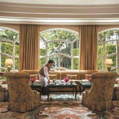Отель The Peninsula Beverly Hills интерьер отеля