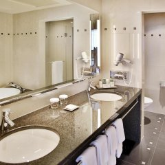 Отель Hilton Vienna ванная