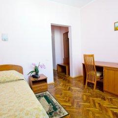 Гостиница Волга комната для гостей фото 4