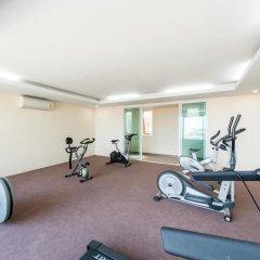 Отель Delight Residence Pattaya фитнесс-зал фото 3