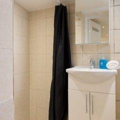 Отель 1 Bedroom Apartment Near Marylebone Великобритания, Лондон - отзывы, цены и фото номеров - забронировать отель 1 Bedroom Apartment Near Marylebone онлайн ванная фото 2
