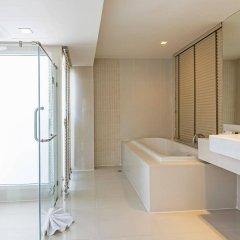 Отель Hi Residence Bangkok Таиланд, Бангкок - отзывы, цены и фото номеров - забронировать отель Hi Residence Bangkok онлайн ванная
