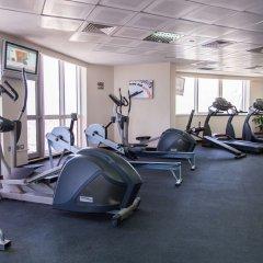 Отель Pearl Park Inn фитнесс-зал фото 3