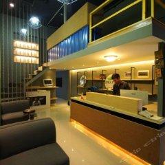 Отель SMART Youth Hostel Китай, Шанхай - отзывы, цены и фото номеров - забронировать отель SMART Youth Hostel онлайн интерьер отеля