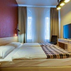Гостиница The RED 3* Стандартный номер с двуспальной кроватью фото 14