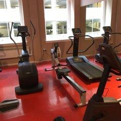 Отель Fraser Suites Glasgow фитнесс-зал фото 3