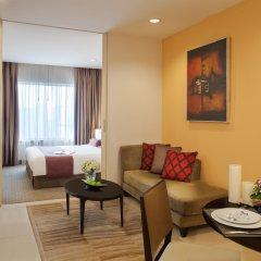 Отель Somerset Hoa Binh Hanoi комната для гостей
