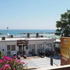 Hotel Velus Чивитанова-Марке пляж