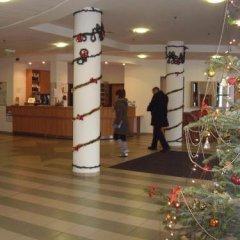 Отель Uni-Hotel Diakotthon Венгрия, Силвашварад - отзывы, цены и фото номеров - забронировать отель Uni-Hotel Diakotthon онлайн интерьер отеля фото 3