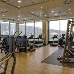 Budapest Marriott Hotel фитнесс-зал