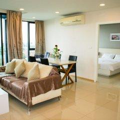 Отель Acqua Паттайя комната для гостей фото 3