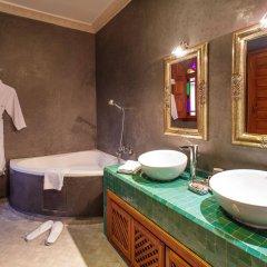 Отель Riad Andalib Марокко, Фес - отзывы, цены и фото номеров - забронировать отель Riad Andalib онлайн ванная фото 2