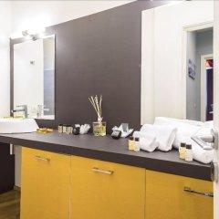 Отель Hemeras Boutique House Aparthotel Duomo 10 Милан ванная