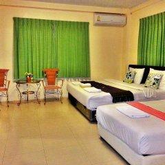 Отель Fortune Pattaya Resort комната для гостей