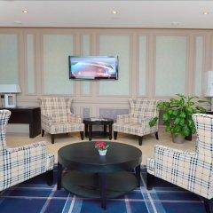 Гостиница Manhattan Astana Казахстан, Нур-Султан - 2 отзыва об отеле, цены и фото номеров - забронировать гостиницу Manhattan Astana онлайн интерьер отеля фото 3