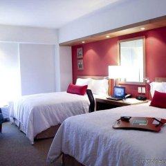 Отель Hampton Inn by Hilton/ GuadalajaraExpo Мексика, Гвадалахара - отзывы, цены и фото номеров - забронировать отель Hampton Inn by Hilton/ GuadalajaraExpo онлайн комната для гостей фото 5