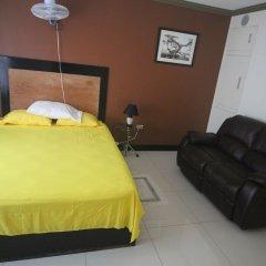 Отель High Tides Beach Studio Ямайка, Монтего-Бей - отзывы, цены и фото номеров - забронировать отель High Tides Beach Studio онлайн комната для гостей фото 4