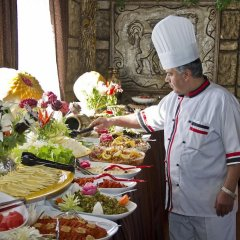 Отель Ugurlu Thermal Resort Spa & Kaplica Kur Merkezi Газиантеп помещение для мероприятий фото 2
