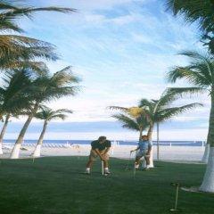 Отель Posada Real Los Cabos Мексика, Сан-Хосе-дель-Кабо - 2 отзыва об отеле, цены и фото номеров - забронировать отель Posada Real Los Cabos онлайн фитнесс-зал фото 2