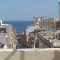 Апартаменты The Seven Apartments балкон